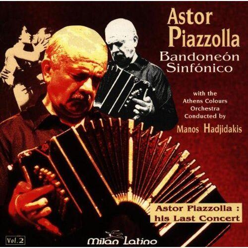 Piazzolla - Bandon?on Sinf?Nico - Preis vom 21.06.2021 04:48:19 h