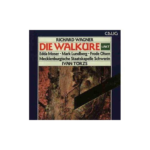 Edda Moser - Die Walküre 1.Akt - Preis vom 18.10.2021 04:54:15 h