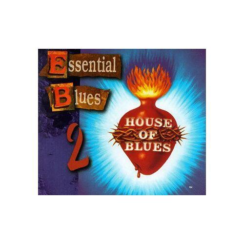 Va-blues - Essential Blues:House Of Blues Vol 2 - Preis vom 21.06.2021 04:48:19 h