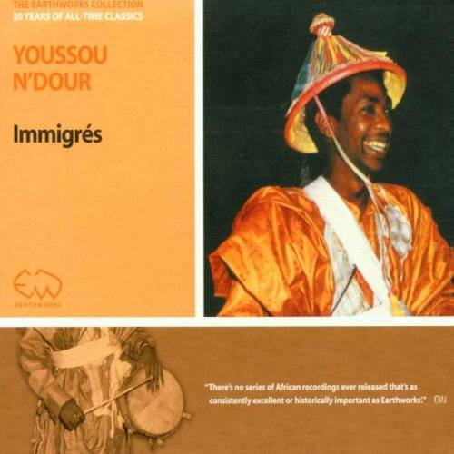 Youssou N'Dour - Immigres - Preis vom 13.06.2021 04:45:58 h