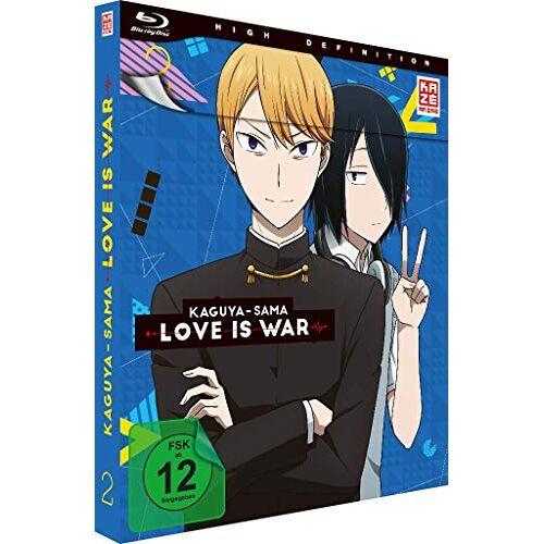 Mamoru Hatakeyama - Kaguya-sama: Love Is War - Vo.2 - [Blu-ray] - Preis vom 22.06.2021 04:48:15 h