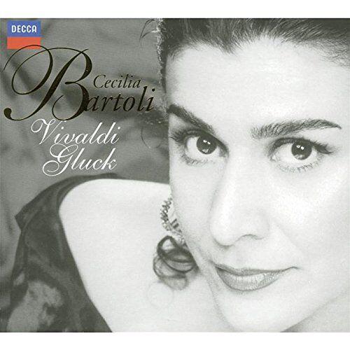 Cecilia Bartoli - Vivaldi Album / Gluck Airs d'Opera - Preis vom 20.06.2021 04:47:58 h