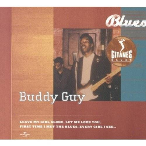 Buddy Guy - Guy Buddy - Preis vom 12.10.2021 04:55:55 h