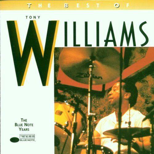 Tony Williams - Best of Tony Williams - Preis vom 22.06.2021 04:48:15 h