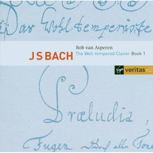 Asperen, Bob Van - Das Wohltemperierte Klavier I - Preis vom 19.06.2021 04:48:54 h