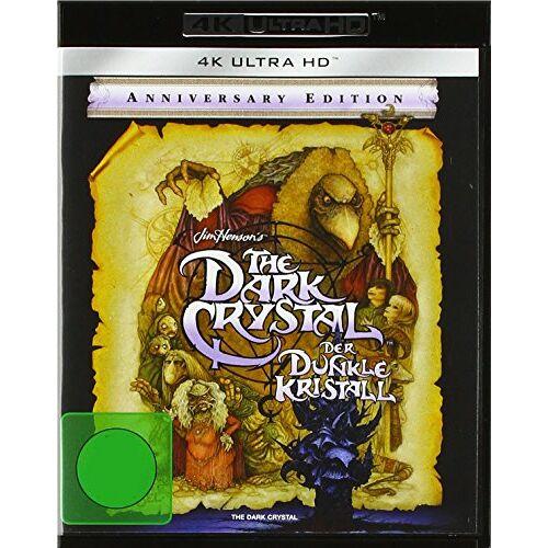 - Der dunkle Kristall (4K Ultra HD) [Blu-ray] - Preis vom 18.10.2021 04:54:15 h