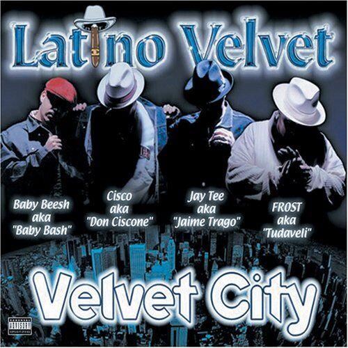 Latino Velvet - Velvet City - Preis vom 19.06.2021 04:48:54 h