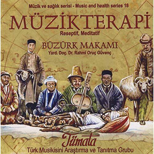- BÜZÜRK MAKAMI -Music and health series no. 18 - Preis vom 19.06.2021 04:48:54 h