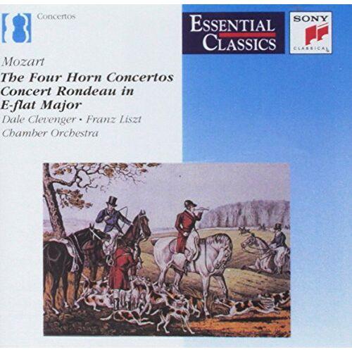 W.a. Mozart - Ct Horn 1-4/Sym Pastorella - Preis vom 20.06.2021 04:47:58 h