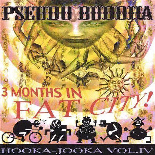 Pseudo Buddha - 3 Months in Fat City - Preis vom 11.06.2021 04:46:58 h