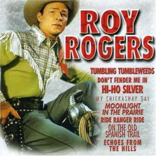 Roy Rogers - Tumbling Tumbleweeds - Preis vom 09.06.2021 04:47:15 h