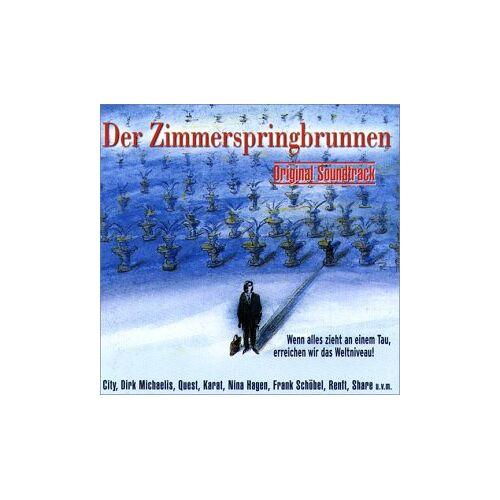 City - Der Zimmerspringbrunnen - Preis vom 13.10.2021 04:51:42 h