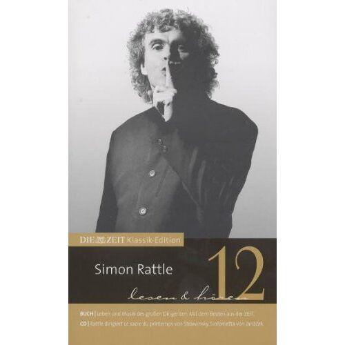 Simon Rattle - Die Zeit-Edition:Rattle - Preis vom 13.06.2021 04:45:58 h