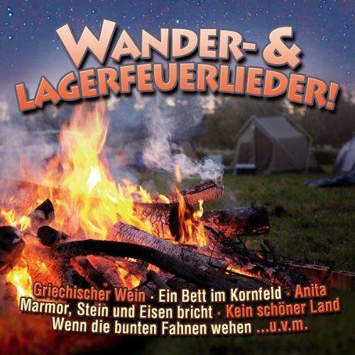 Various - Wander-und Lagerfeuerlieder! - Preis vom 11.06.2021 04:46:58 h