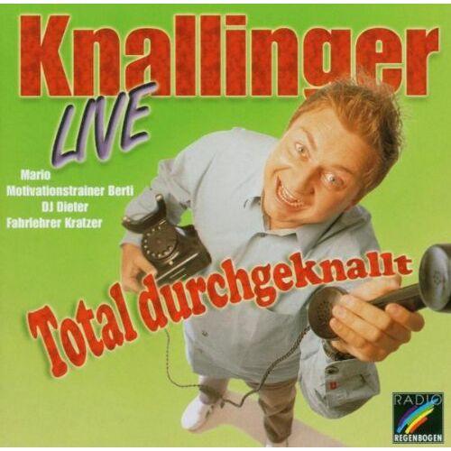 Knallinger - Knallinger Live - Preis vom 22.06.2021 04:48:15 h