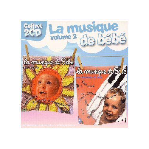 Bebe - Musique De Bebe/Vol.2:Bebe S'e - Preis vom 17.06.2021 04:48:08 h