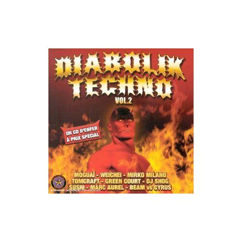 Various - Diabolik Techno Vol.2 - Preis vom 29.07.2021 04:48:49 h