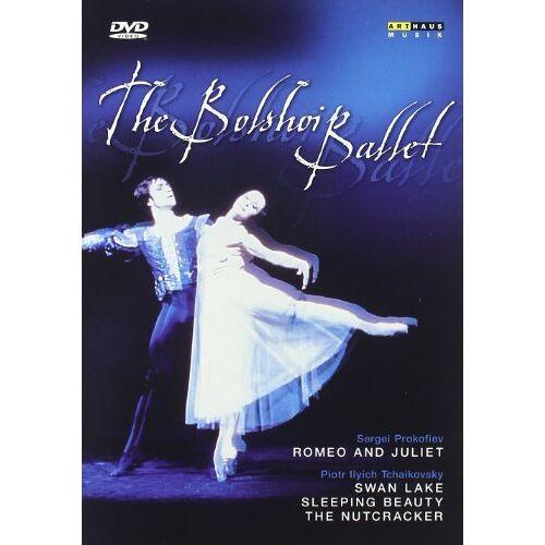 The Bolshoi Ballet - The Bolshoi Ballett (4 DVDs / NTSC) - Preis vom 22.06.2021 04:48:15 h