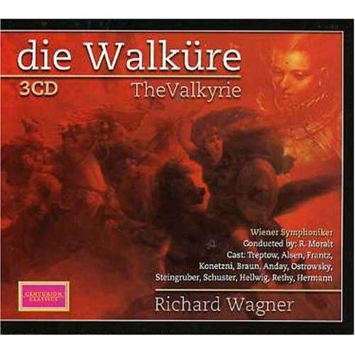 R. Wagner - Die Walküre - Preis vom 18.10.2021 04:54:15 h