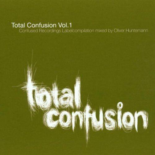 Oliver Huntemann - Total Confusion Vol.1 - Preis vom 17.06.2021 04:48:08 h