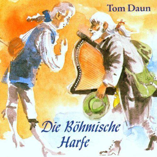 Tom Daun - Die Böhmische Harfe - Preis vom 20.09.2021 04:52:36 h