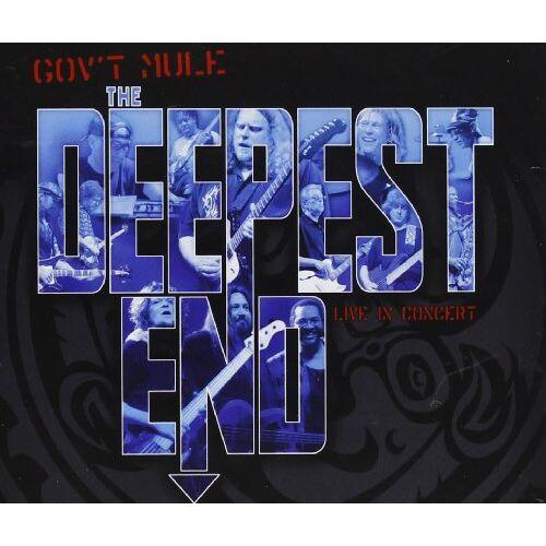 Gov'T Mule - Deepest End [2cd+Dvd] - Preis vom 20.06.2021 04:47:58 h