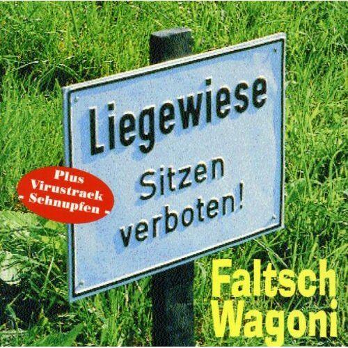 Faltsch Wagoni - Liegewiese - Sitzen Verboten! - Preis vom 09.06.2021 04:47:15 h