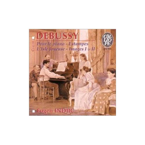Debussy - Oeuvres pour Piano - Preis vom 19.06.2021 04:48:54 h