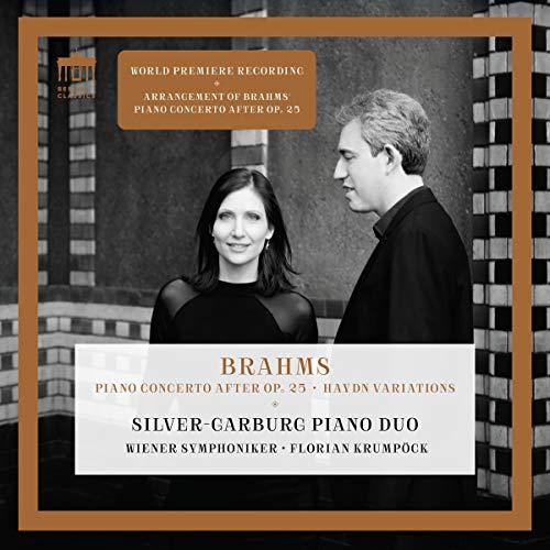 Silver Garburg Piano Duo - Brahms - Preis vom 19.06.2021 04:48:54 h
