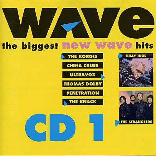 - Wave - The Biggest New Wave Hits - CD 1 - Preis vom 09.06.2021 04:47:15 h