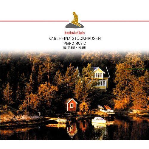 Elisabeth Klein - Piano Music - Preis vom 22.06.2021 04:48:15 h