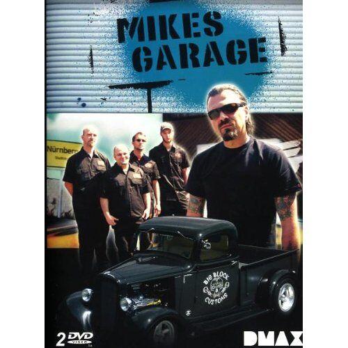 Dmax - Mikes Garage [2 DVDs] - Preis vom 20.06.2021 04:47:58 h
