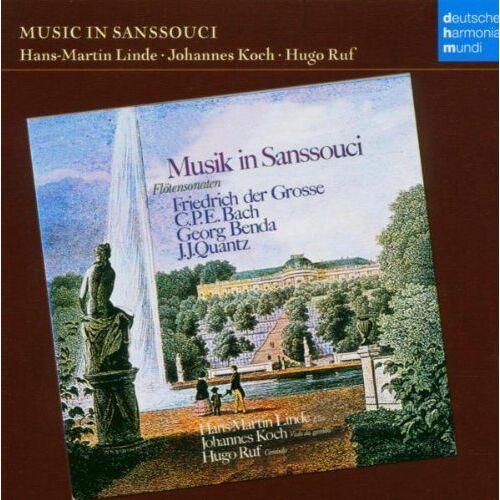 H.-M. Linde - Musik in Sanssouci - Preis vom 11.06.2021 04:46:58 h