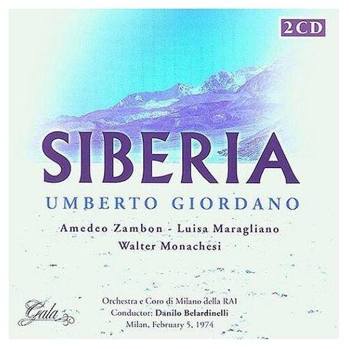 U. Giordano - Siberia - Preis vom 19.06.2021 04:48:54 h