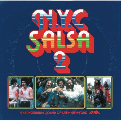 New York City Salsa - Vol.2-New York City Salsa - Preis vom 28.07.2021 04:47:08 h