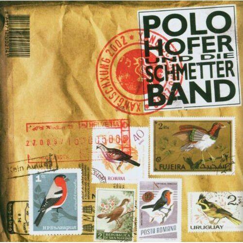 Hofer, Polo & die Schmetterband - Xangischxung - Preis vom 16.10.2021 04:56:05 h
