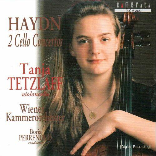 Tetzlaff - Cellokonzerte - Preis vom 20.06.2021 04:47:58 h