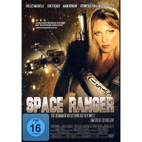 Mark Borchetta - SPACE RANGER - Sie kommen nicht von dieser Welt.. - Preis vom 03.05.2021 04:57:00 h
