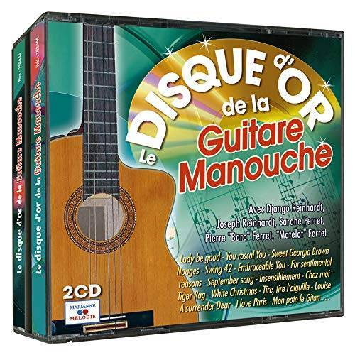 - Le Disque d'or Guitare manouche - Preis vom 15.06.2021 04:47:52 h