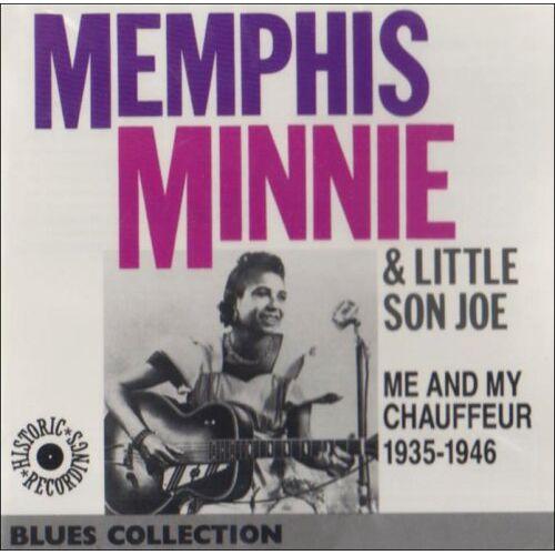 Memphis Minnie - Me and My Chauffeur - Preis vom 22.06.2021 04:48:15 h