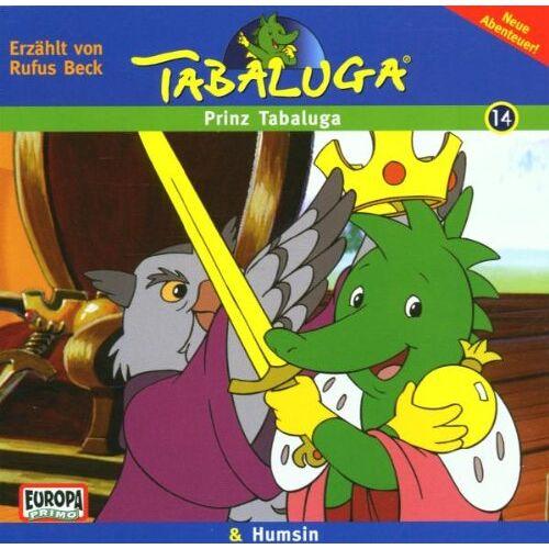 Tabaluga 14 - Tabaluga - Folge 14: Prinz Tabaluga/Humsin - Preis vom 20.06.2021 04:47:58 h