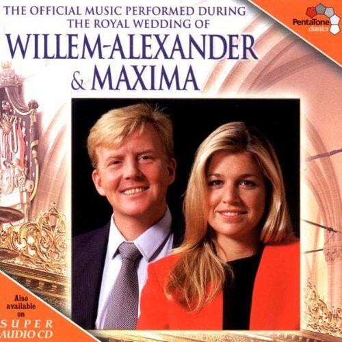 Van Kralingen - Die Hochzeitsmusik von Wilhelm-Alexander & Maxima - Preis vom 13.06.2021 04:45:58 h