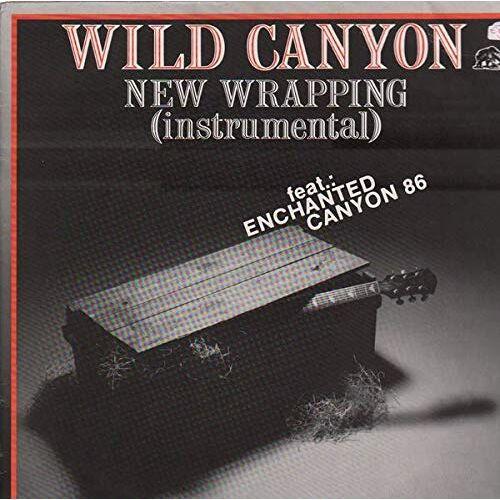 Wild Canyon - New Wrapping [Vinyl LP] - Preis vom 14.06.2021 04:47:09 h