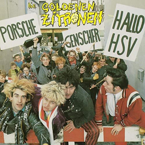 die Goldenen Zitronen - Porsche Genscher Hallo HSV (180g,7inch,Anti-CD) [Vinyl LP] - Preis vom 20.09.2021 04:52:36 h
