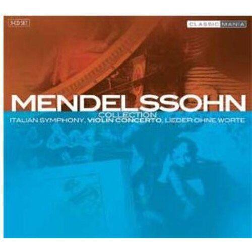 Mehdelssohn - Mendelssohn Collection - Preis vom 14.06.2021 04:47:09 h