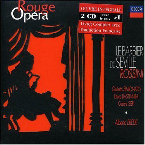 Erede - Rossini:le Barbier de Seville - Preis vom 11.06.2021 04:46:58 h
