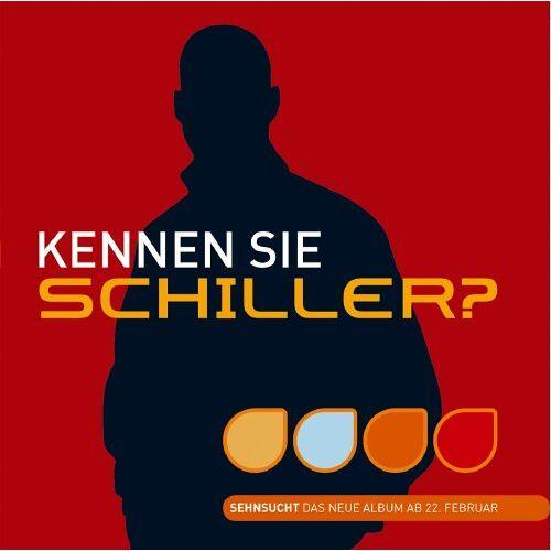 Schiller - Kennen Sie Schiller? (23 Minuten Schiller, CD mit 12 Hörproben) - Preis vom 11.06.2021 04:46:58 h