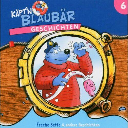 Käpt'N Blaubär - (6) Geschichten Freche Seife - Preis vom 03.05.2021 04:57:00 h