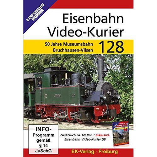 - Eisenbahn Video-Kurier 128 - 50 Jahre Museumsbahn Bruchhausen-Vilsen - Preis vom 11.10.2021 04:51:43 h