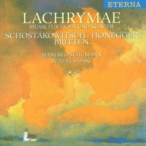 Manfred Schumann - Werke für Viola und Klavier - Preis vom 19.06.2021 04:48:54 h